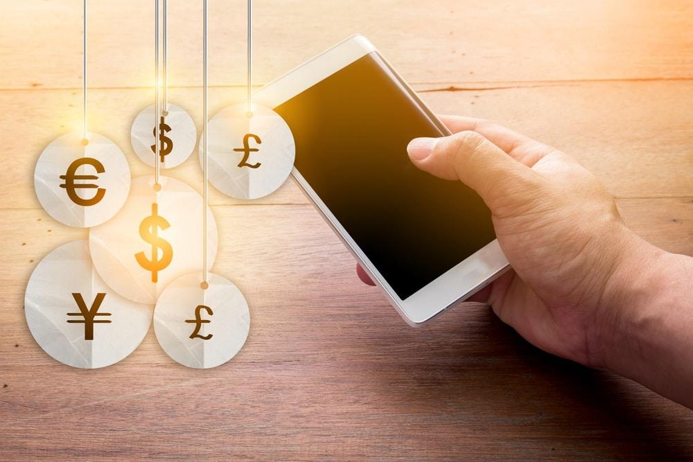 International money transfer app for Africa