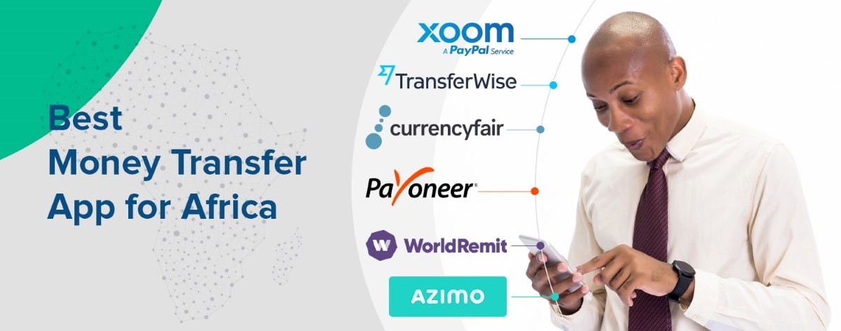 best money transfer app for Africa